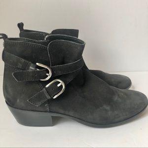 Sam Edelman Parlie Leather Ankle Boots